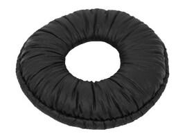 Jabra GN 2100 Large Leatherette Ear Cushion for Headband, 0473-279, 7609775, Headphone & Headset Accessories