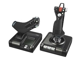 Logitech PC X52 PRO FLIGHT CONTROL SYST, 945-000022, 37413685, Mice & Cursor Control Devices