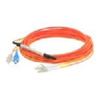 ACP-EP LC-SC OM1 and OS1 LSZH Mode Conditioning Duplex Fiber Cable, Orange, 1m, ADD-MODE-LCSC6-1, 32692822, Cables