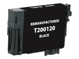 V7 T200120 Black Ink Cartridge for Epson XP-400, V7T200120, 18447695, Ink Cartridges & Ink Refill Kits