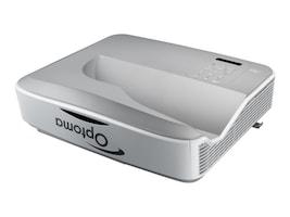 Optoma ZW300USTI WXGA 3D DLP Projector, 3000 Lumens, White Gray, ZW300USTI, 33942504, Projectors