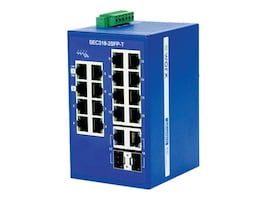 Quatech SEC318-2SFP-T Main Image from Right-angle