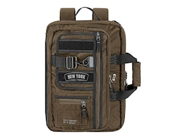 SOLO Zone Hybrid Briefase Backpack, UBN350-3, 36167611, Carrying Cases - Notebook