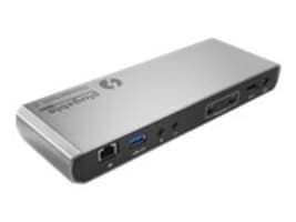 Plugable Thunderbolt 3 Docking Station, TBT3-UD1-83, 34786187, Docking Stations & Port Replicators