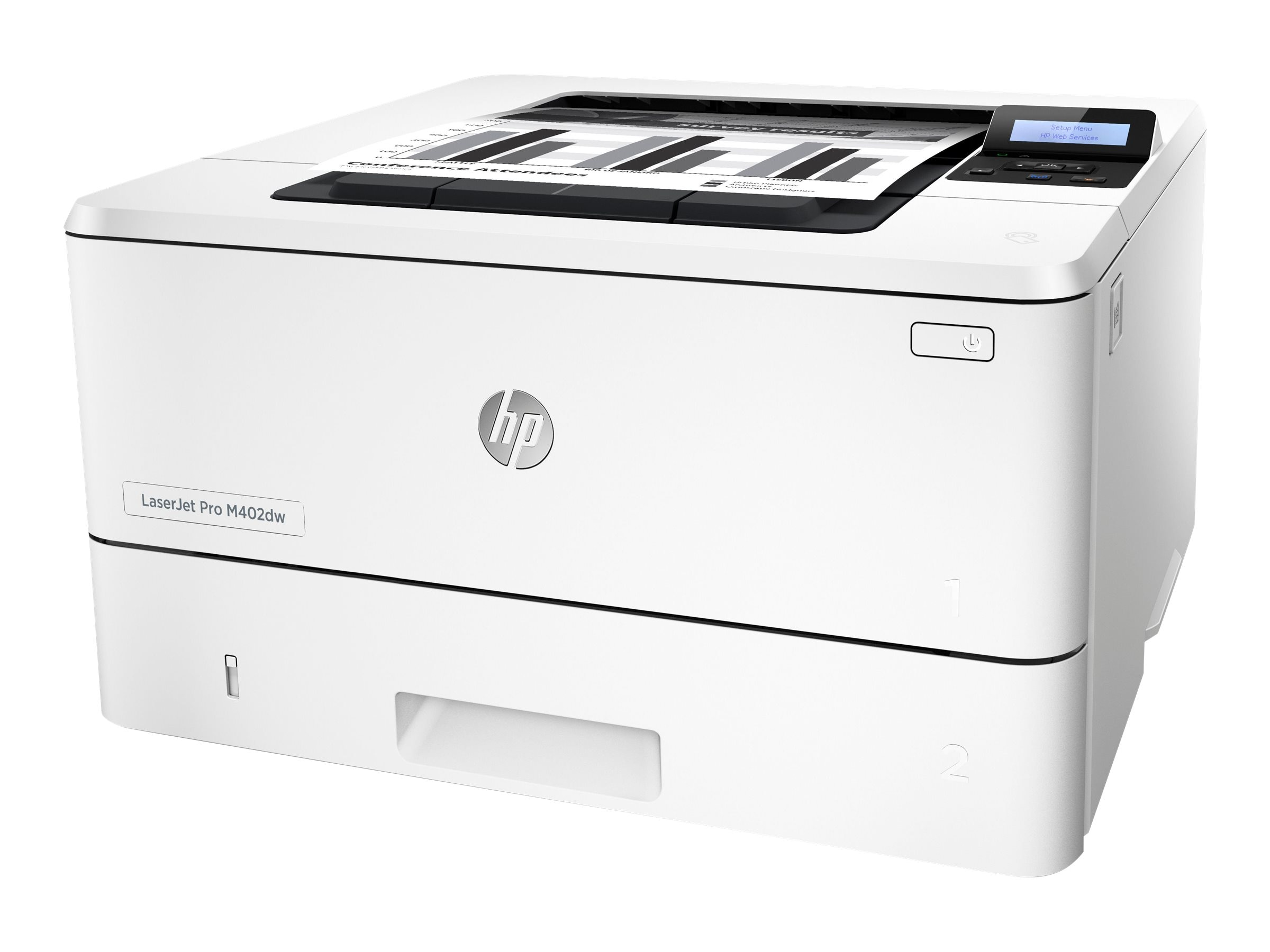 HP LaserJet Pro M402dw Printer ($349.00 - $100.00 Instant Rebate = $249.00. Expires 5 31), C5F95A#BGJ, 30006340, Printers - Laser & LED (monochrome)