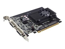 eVGA GeForce GT 610 PCIe 2.0 x16 Graphics Card, 1GB DDR3, 01G-P3-2616-KR, 14249456, Graphics/Video Accelerators