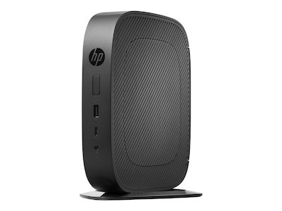 HP t530 Thin Client AMD GX-215JJ 1.5GHz 4GB 8GB Flash R2E GbE ThinPro64, 2DH78AT#ABA, 34561914, Thin Client Hardware