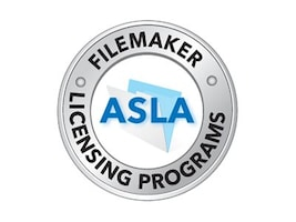 FileMaker Corp. ASLA T2 FileMaker Renewal 2 Year, FM141006LL, 34911224, Software - Database