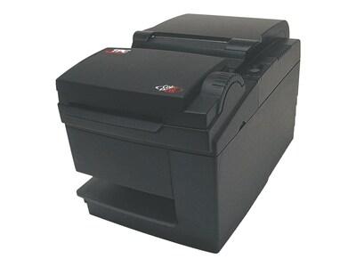 TPG Black MICR Dual USB RS-232 9-pin Printer w  Power Supply US Power Cord, A776-781D-TD00, 33869386, Printers - POS Receipt