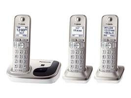 Panasonic KX-TGD213N Main Image from Right-angle