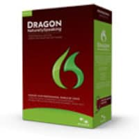 EC America Govt. Dragon NaturallySpeaking Professional V12 (Federal Government) OLP Level A, A209A-TD9-12.0, 16152308, Software - Voice Recognition