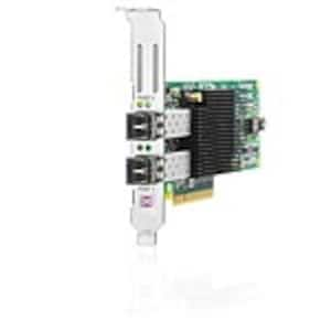 Scratch & Dent HPE 82E 8Gb 2-Port PCIe Fibre Channel Host Bus Adapter, AJ763B, 35027588, Host Bus Adapters (HBAs)