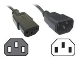 Perle Power Cable, C13 to C14, for Perle RPS820 and RPS1620, 6ft, 04032110, 9270496, Power Cords