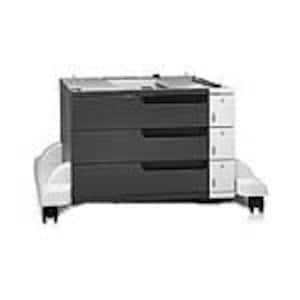 Scratch & Dent HP LaserJet 3X500-Sheet Feeder & Stand, CF242A, 37858828, Printers - Input Trays/Feeders