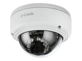 D-Link Full HD Outdoor Vandal Proof PoE Dome Camera, DCS-4602EV, 30564000, Cameras - Security