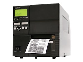Oki GL408E Monochrome Direct Thermal Thermal Transfer RFID Label Printer, 92302303, 13632390, Printers - Label