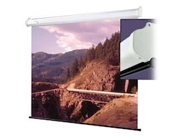 Draper Luma Manual Projection Screen, 16:10, 109, 207167, 10025501, Projector Screens