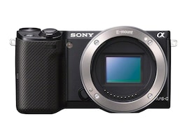 Sony NEX5T/B Main Image from Front