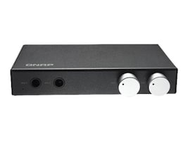 Qnap OCEANKTV Audio Box for Turbo NAS HDMI Model, KAB-001, 32596030, Adapters & Port Converters