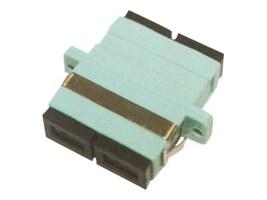 ACP-EP SC to SC F F MMF OM3 Duplex Fiber Optic Adapter, ADD-ADPT-SCFSCF3-MD, 32696575, Adapters & Port Converters