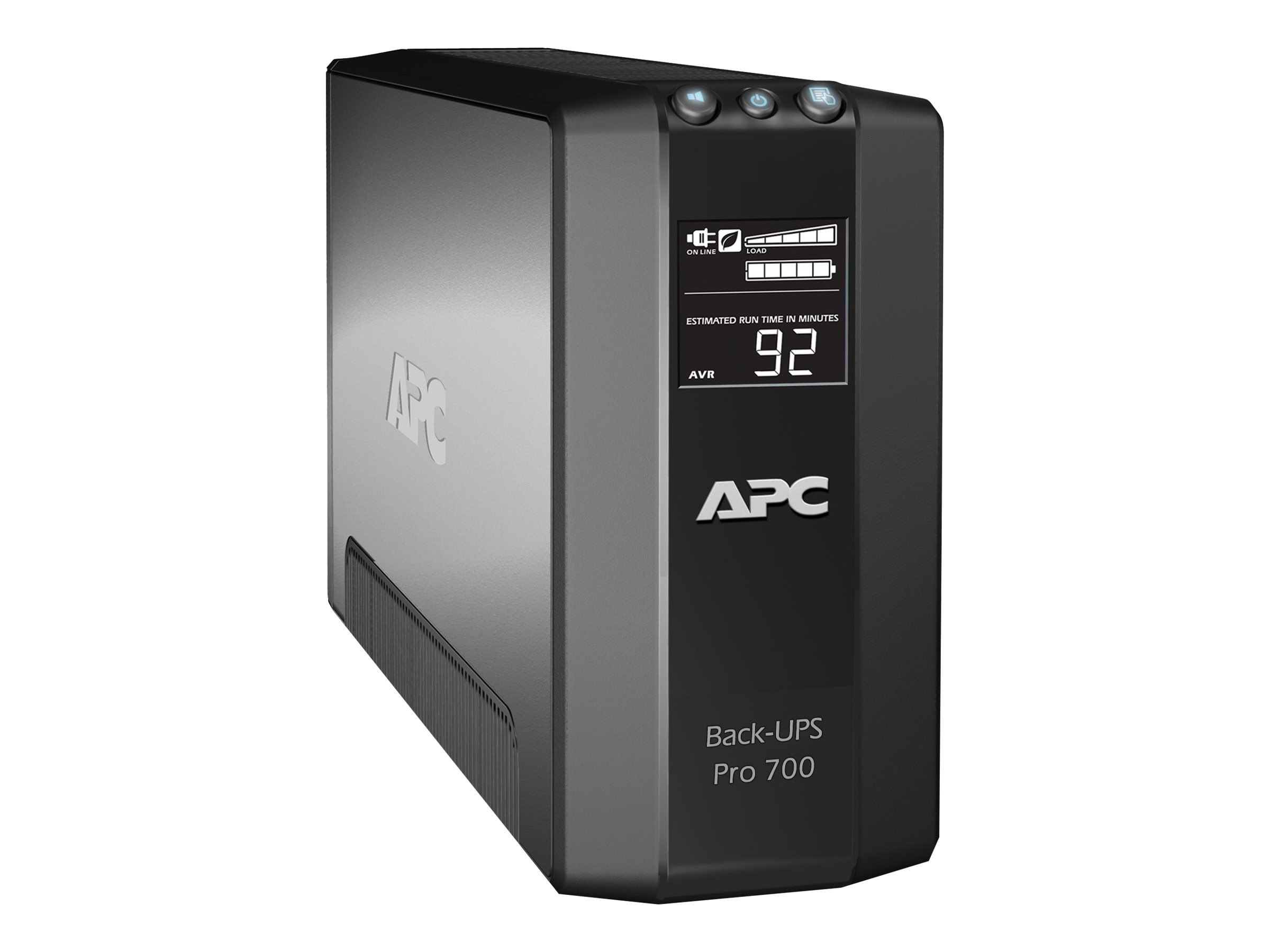 Apc Power Saving Back Ups Pro 700va 420w 120v 5 15p Input 6 Circuit Diagram Of Numeric Br700g