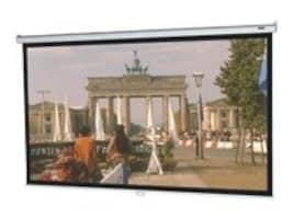 Da-Lite Model B Projection Screen, Matte White, 16:10, 109, 36465, 14986296, Projector Screens