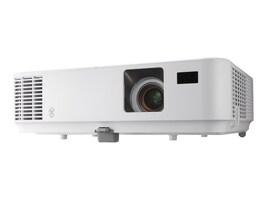 NEC NP-V332W WXGA DLP Projector, 3300 Lumens, White, NP-V332W, 28505609, Projectors