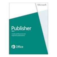 Microsoft Corp. MPSA Publisher Device Lic Only Level A, AAA-03464, 16795338, Software - Desktop Publishing