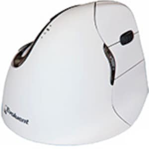 Keyovation Evoluent Vertical Mouse 4, Bluetooth, Right-handed, for Mac, VM4RB, 15446603, Mice & Cursor Control Devices