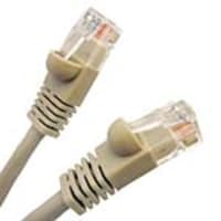 Avocent Cat5e Patch Cable, Gray, 25ft, CAT5LG-25, 15450856, Cables