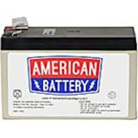 American Battery Replacement Battery Cartridge APCRBC110 for APC BE550G and BE550R, RBC110, 15512455, Batteries - Other