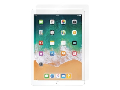 Incipio Plex Plus Shield Tempered Glass Screen Protector for 5th Gen iPad, CL-607-TG, 34920016, Protective & Dust Covers