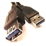 Professional Cable USB3XBK-06 Main Image from