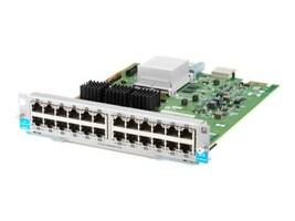 HPE Aruba 24-Port 10 100 1000BASE-T MACsec v3 zl2 Module, J9987A, 20020279, Network Device Modules & Accessories