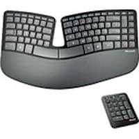 Open Box Microsoft Sculpt Ergonomic Keyboard for Business 2.4GHz Wireless, 5KV-00001, 35113443, Keyboards & Keypads