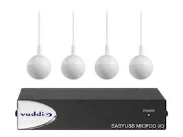 EASYUSB MICPOD I O W FOUR C-MICS N A, 999-88100-000, 36791131, Microphones & Accessories