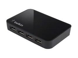 Belkin SuperSpeed USB 3.0 4-Port Hub, F4U058TT, 15059718, USB & Firewire Hubs