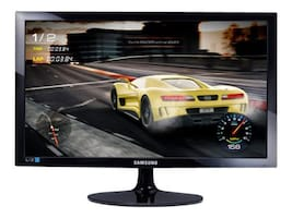 Samsung 24 330 Series Full HD LED Monitor, Black, LS24D330HSJ/ZA, 34006654, Monitors