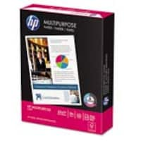 HP 8.5 x 11 96 Brightness 20 lb. Multipurpose Paper (500-Sheets), HEW112000, 15971424, Paper, Labels & Other Print Media