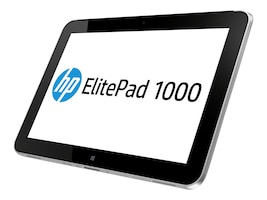 HP ElitePad 1000 G2 1.6GHz processor Windows 8.1 Pro 64-bit, J6T86AW#ABA, 17350402, Tablets
