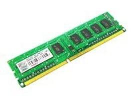 Transcend 2GB 1333MHZ DDR3 240PIN DIMM, TS256MLK64V3U, 41059572, Memory