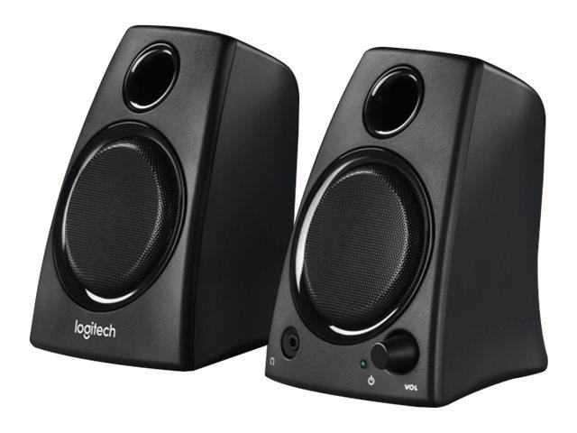 Logitech Z130 2.1 Speaker System, 980-000417, 11279879, Speakers - PC