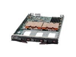 Supermicro Processor Blade, 5100, Dual Xeon QC, 1333MHz, Max 24GB DDR2, 3x2.5 HS SAS Bays, 2GBE, Black, SBI-7425C-S3, 8664784, Servers - Blade
