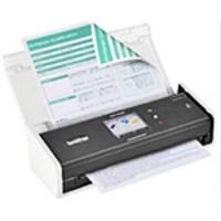 Refurb. Brother ADS-1500W Color Duplex Desk Scanner, RADS-1500W, 35402608, Scanners