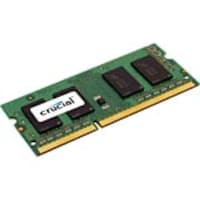 Crucial 4GB PC3-12800 204-pin DDR3 SDRAM SODIMM, CT51264BF160BJ, 16232527, Memory