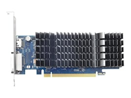 Asus GeForce GT 1030 Graphics Card, 2GB, GT1030-2G-CSM, 34106639, Graphics/Video Accelerators