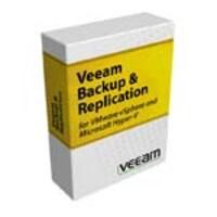 Veeam Corp. Backup & Replication Enterprise for VMware, V-VBRENT-VS-P0000-00, 16333635, Software - Virtualization