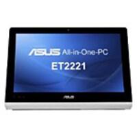 Asus ET2221AUTR AIO A8-5550M 2.1GHz 4GB 1TB DVD-RW GbE bgn WC 21.5 FHD MT W864, ET2221AUTR, 16701952, Desktops - All-in-One