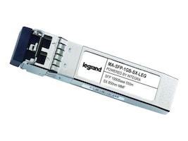 C2G 1000Base-SX SFP 850nm 550m LC MM Transceiver (Cisco Meraki MA-SFP-1GB-SX), MA-SFP-1GB-SX-LEG, 34389860, Network Transceivers