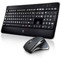 Logitech MX800 Wireless Desktop Keyboard & Mouse Combo, Max Order Qty - 1, 920-006237, 35737408, Keyboard/Mouse Combinations